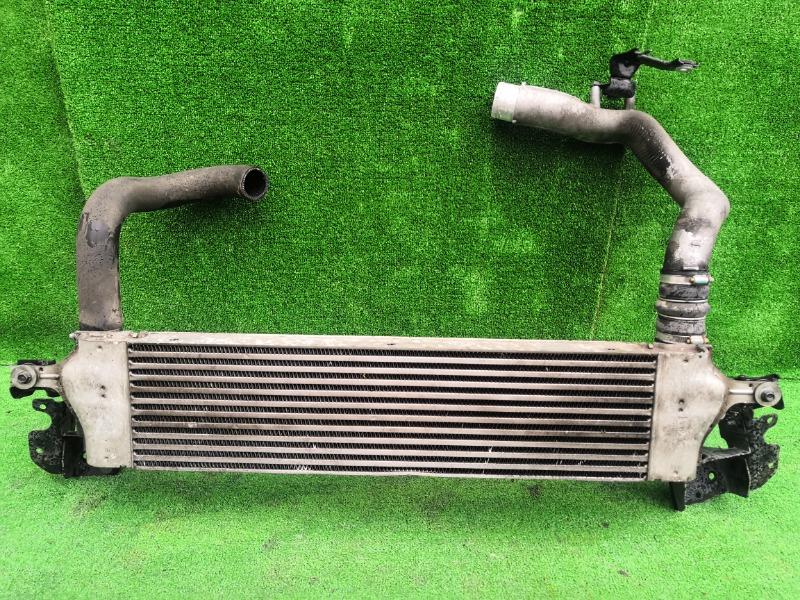 Радиатор интеркулера Nissan X-Trail DNT31 M9R 2012 (б/у)