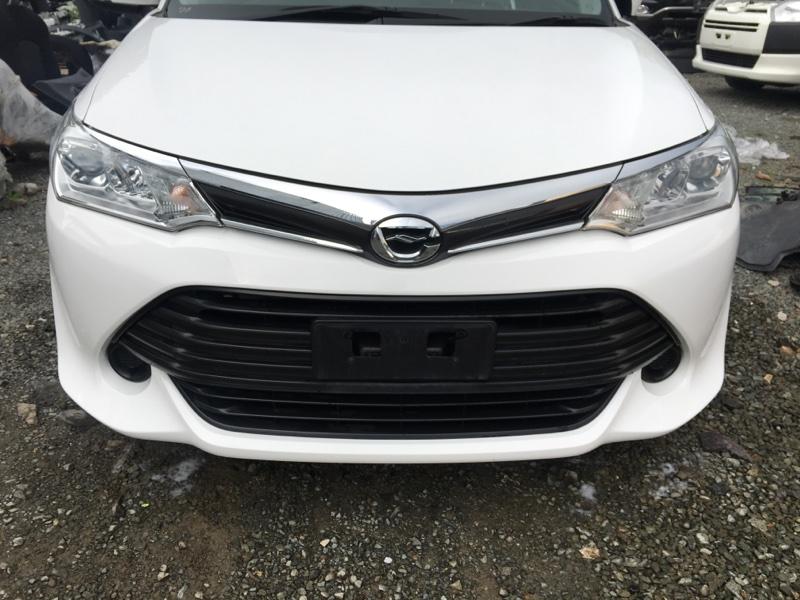 Телевизор Toyota Corolla Fielder NZE161 1NZ-FE 2016 (б/у)