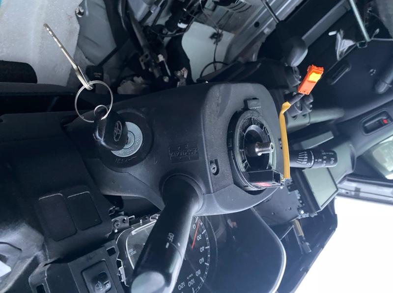 Рулевая колонка Toyota Probox NHP160V 1NZFE 2016 (б/у)