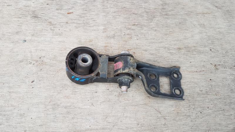Подушка двигателя Toyota Ractis NCP120 1NZ 2011 задняя (б/у)