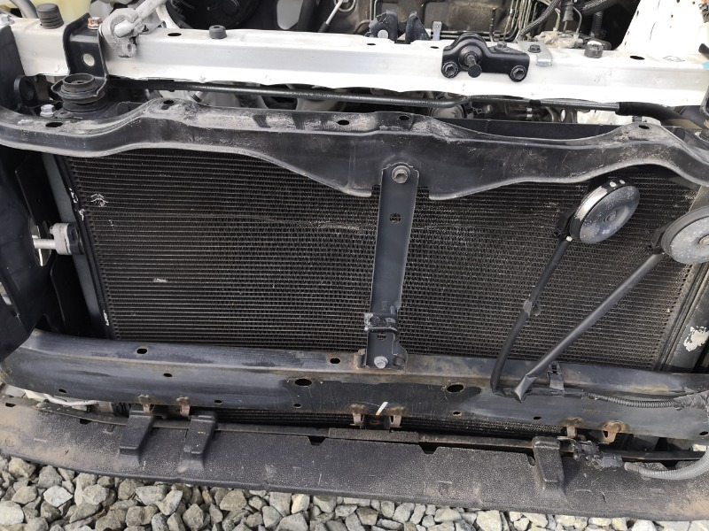 Радиатор основной Toyota Rav4 ACA31 2AZ 2008 (б/у)