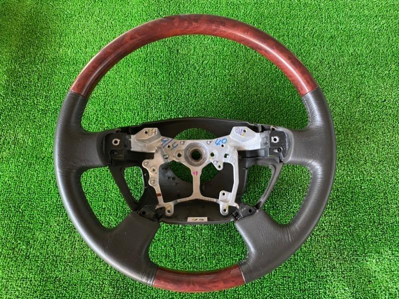 Руль Toyota Alphard ANH25W (б/у)