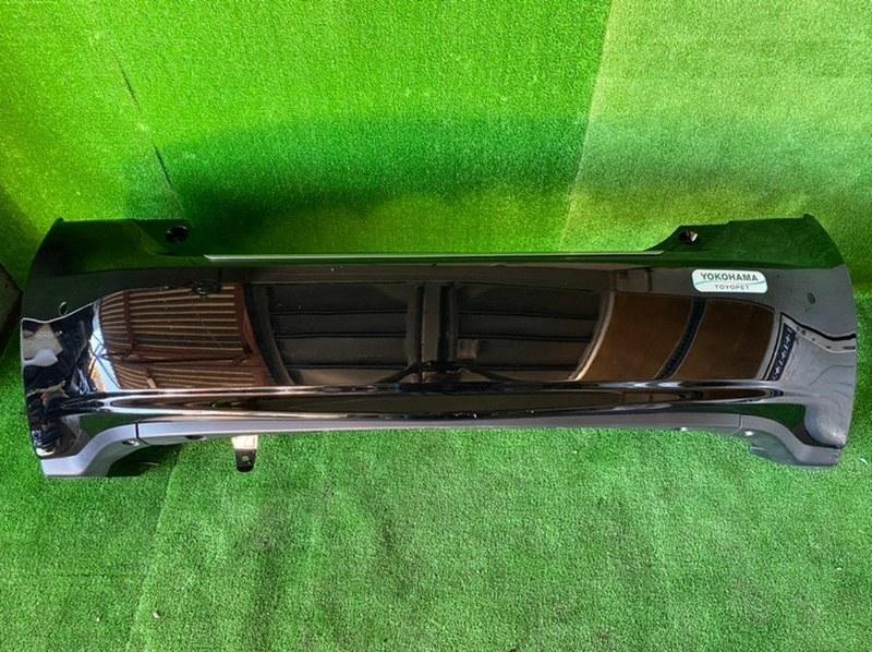 Бампер Toyota Prius ZVW30 задний (б/у)