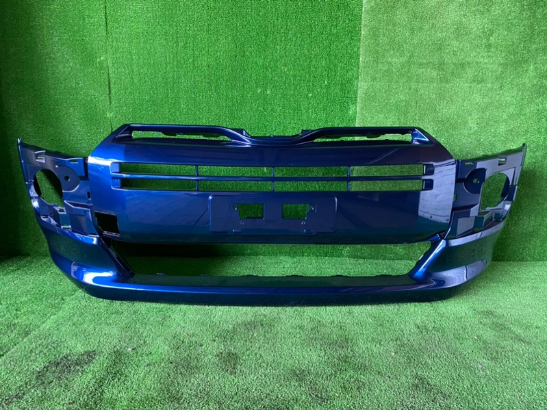Бампер Toyota Probox NSP160V 1NR-FE 09.2014 передний (б/у)