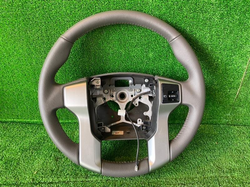 Руль Toyota Land Cruiser Prado GRJ150 09.2013 (б/у)