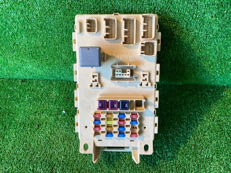 Блок body control Toyota Probox NSP160V 1NR-FE 09.2014 (б/у)