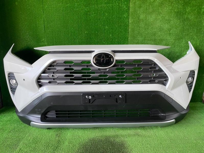Бампер Toyota Rav4 AXAA54 передний (б/у)