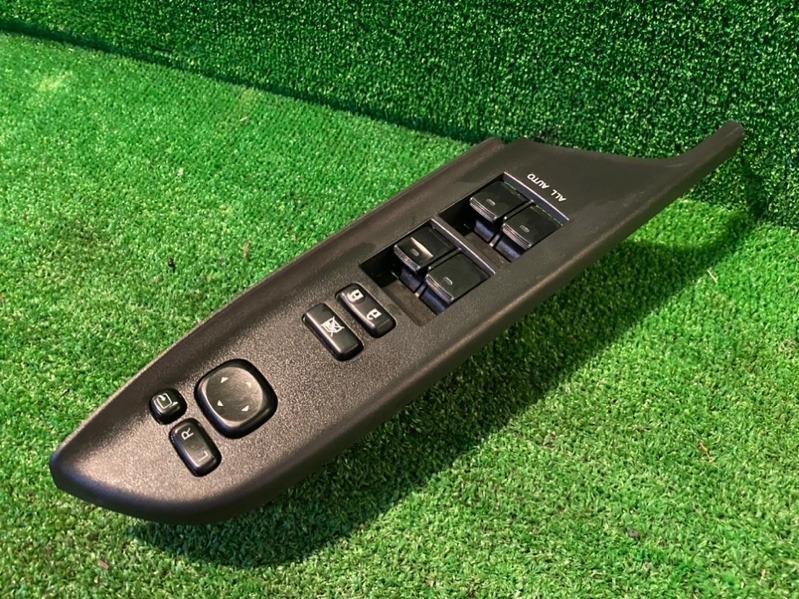 Блок управления стеклоподъемниками Toyota Alphard ANH20W 2GRFE передний правый (б/у)