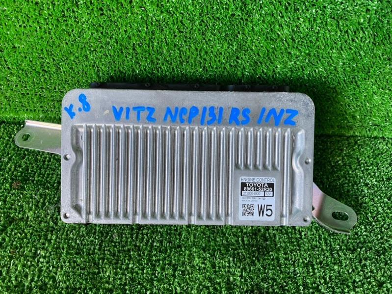 Блок efi Toyota Vitz NCP131 1NZ-FE (б/у)