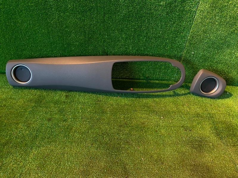 Воздуховод Toyota Vitz KSP130 передний (б/у)
