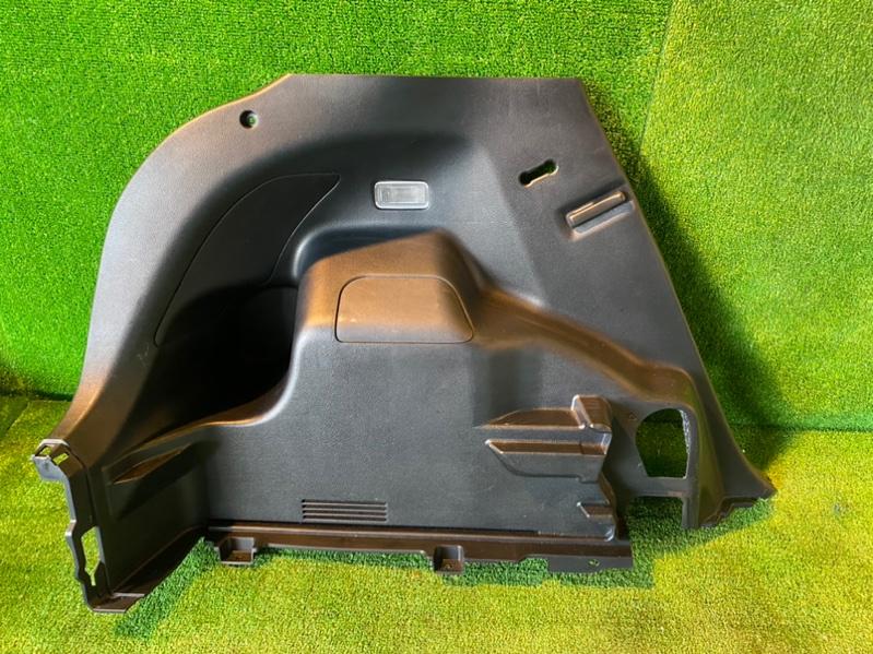 Обшивка багажника Toyota Vitz KSP130 1NZ-FE задняя левая (б/у)