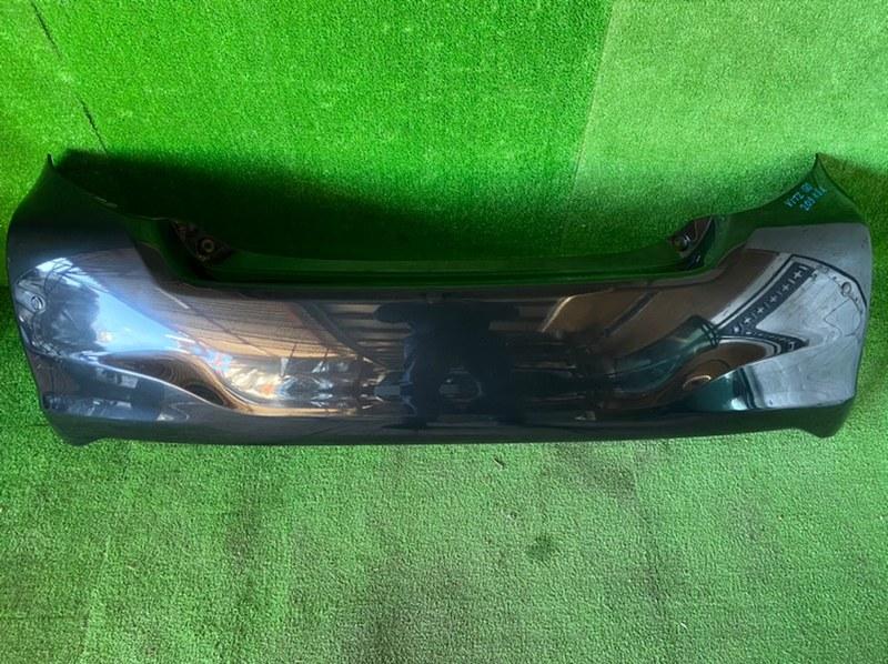 Бампер Toyota Vitz KSP130 1NZ-FE задний (б/у)