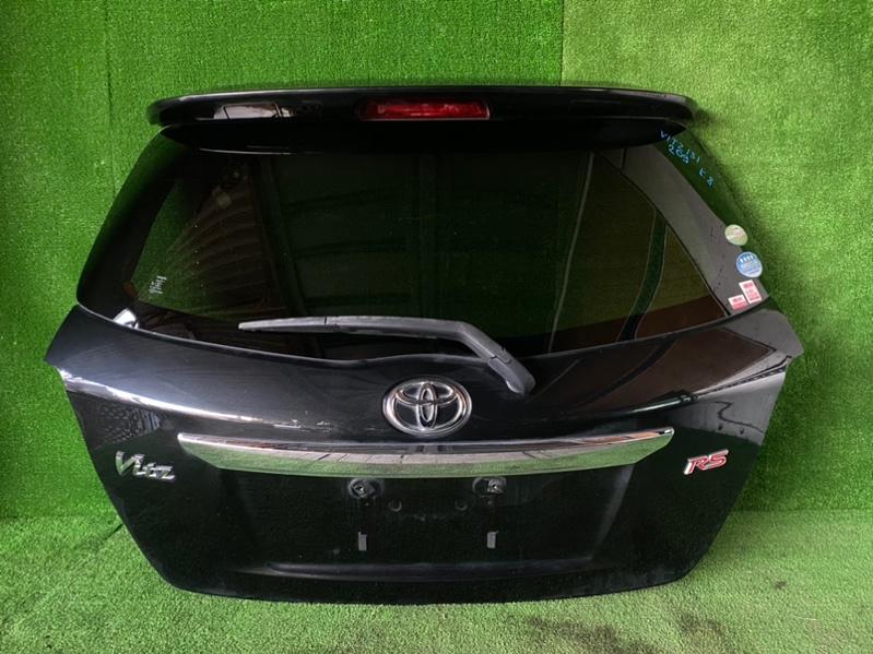 Дверь 5-я Toyota Vitz KSP130 задняя (б/у)