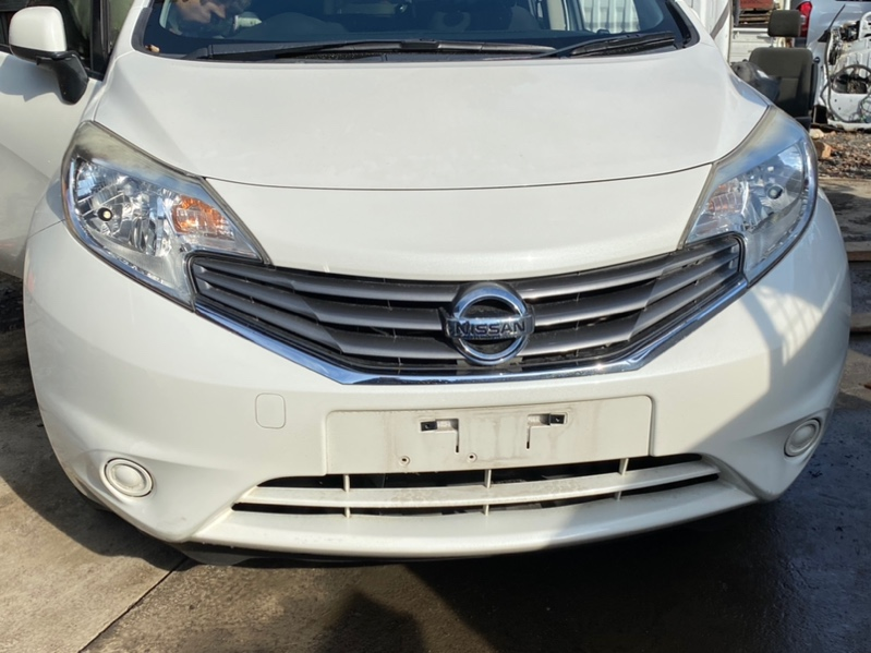 Ноускат Nissan Note E12 HR12DDR 2013 (б/у)