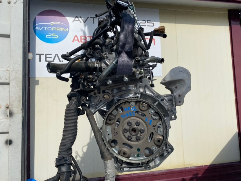 Двигатель Nissan Note E12 HR12DE 2015 (б/у)