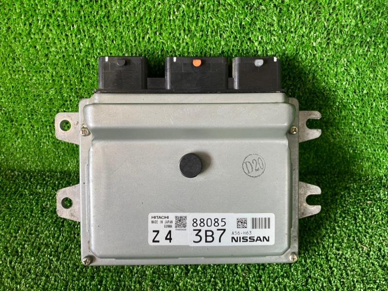 Блок efi Nissan Note E12 HR12 (б/у)