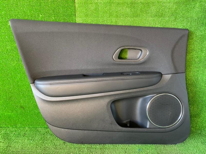 Обшивка дверей Honda Vezel RU1 передняя левая (б/у)