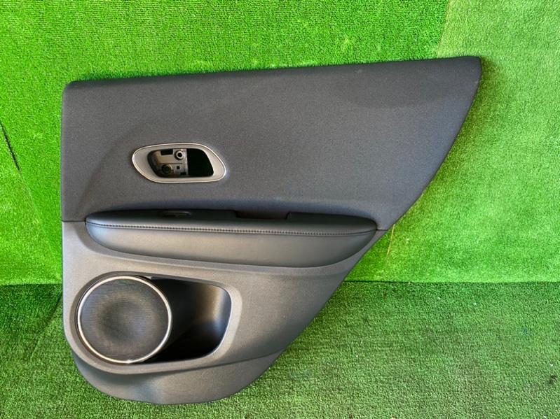 Обшивка дверей Honda Vezel RU1 задняя правая (б/у)