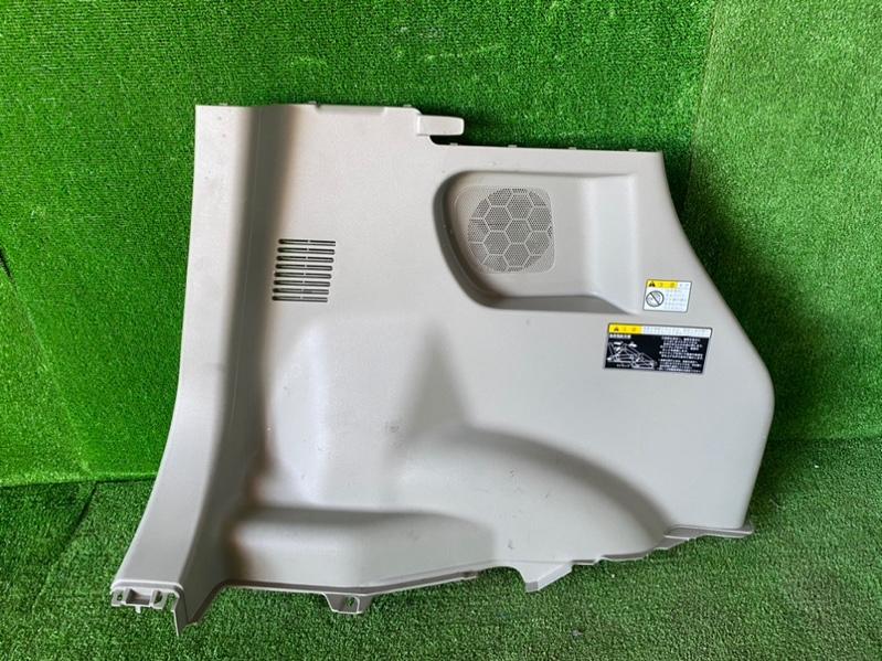 Обшивка багажника Suzuki Spacia MK32S R06A задняя левая (б/у)