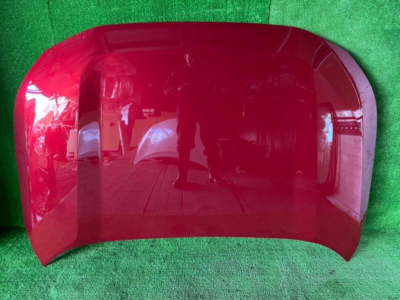 Капот Toyota Rav4 AXAA54 (б/у)