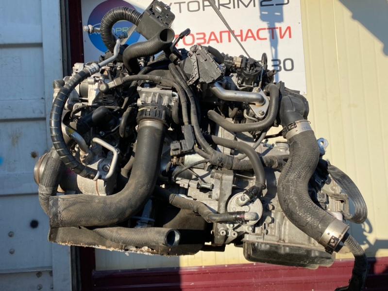 Двигатель Mazda Cx-5 KE2AW SH (б/у)