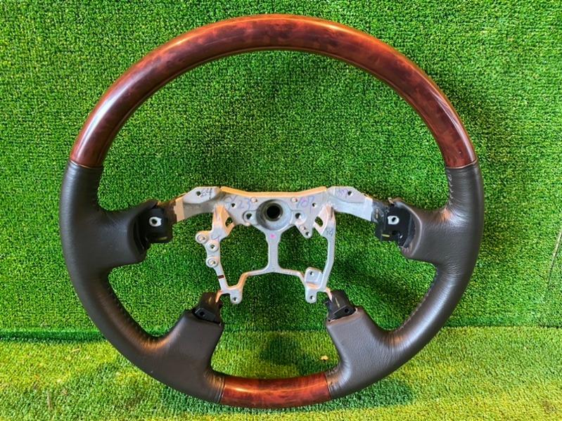 Руль Toyota Alphard GGH20 (б/у)