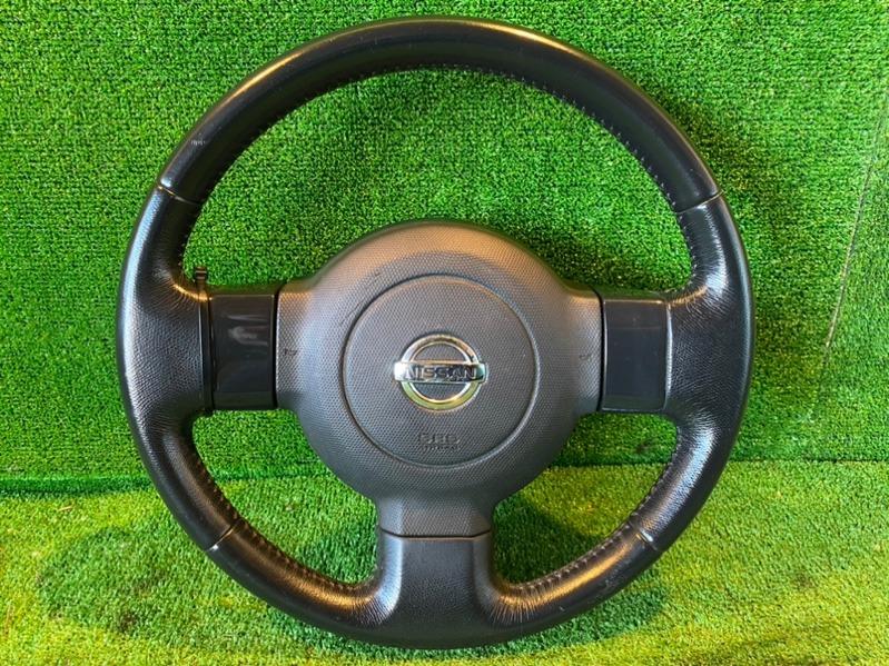 Руль Nissan Cube BZ11 (б/у)