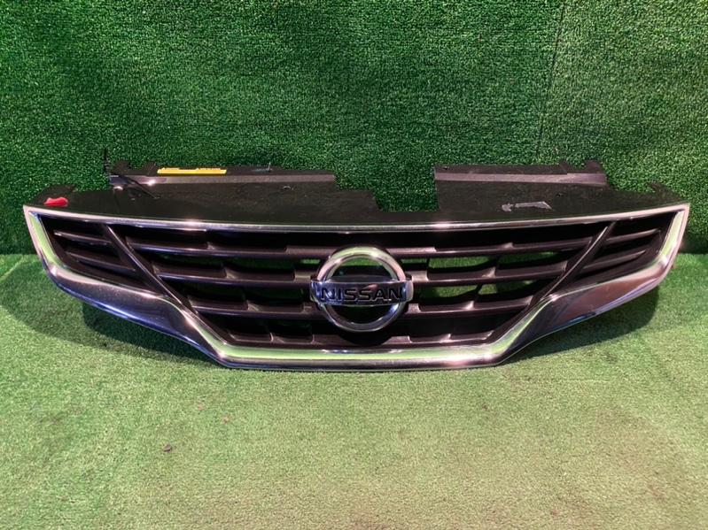 Решетка Nissan Altima Coupe U32 QR25DE 2013 передняя (б/у)