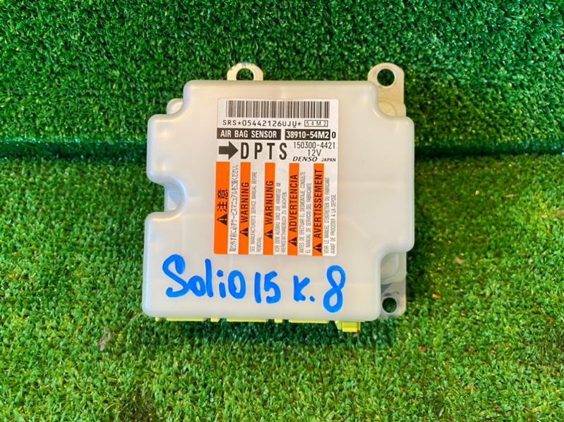 Блок airbag Suzuki Solio MA15S (б/у)