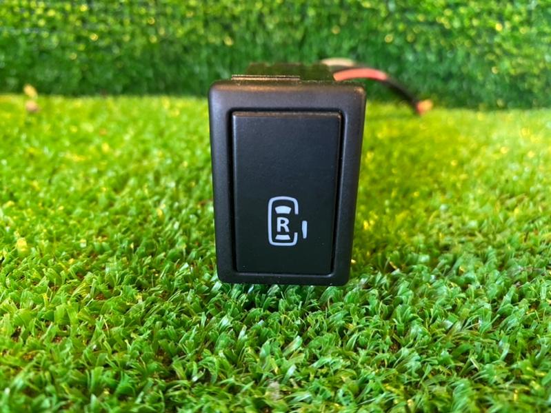 Кнопка сдвижной двери Suzuki Solio MA15S задняя левая (б/у)