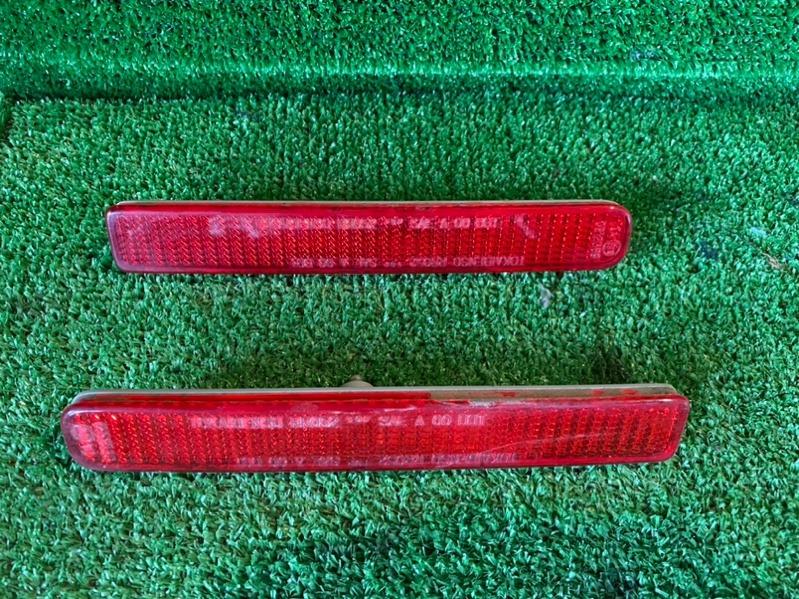 Катафот в бампер Suzuki Solio MA15S задний левый (б/у)