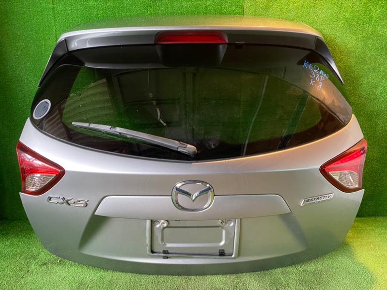 Дверь 5-я Mazda Cx-5 KE5AW задняя (б/у)