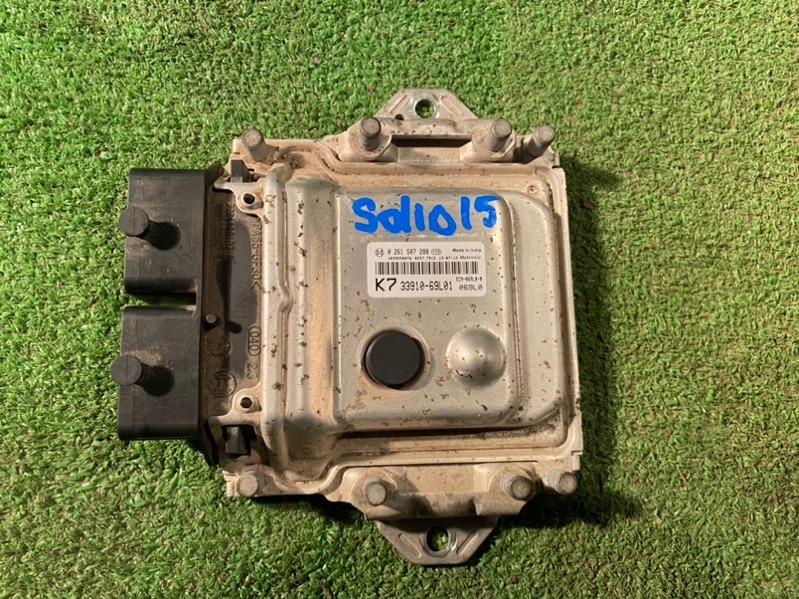 Блок efi Suzuki Solio MA15S K12B (б/у)