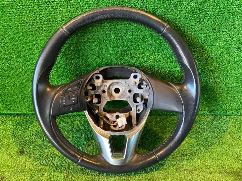 Руль Mazda Cx-5 KE5AW (б/у)