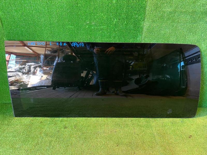 Форточка кузова Toyota Hiace TRH200 задняя левая (б/у)
