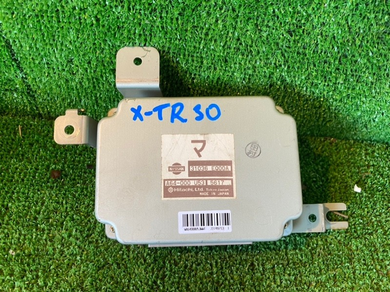 Блок переключения кпп Nissan X-Trail NT30 (б/у)