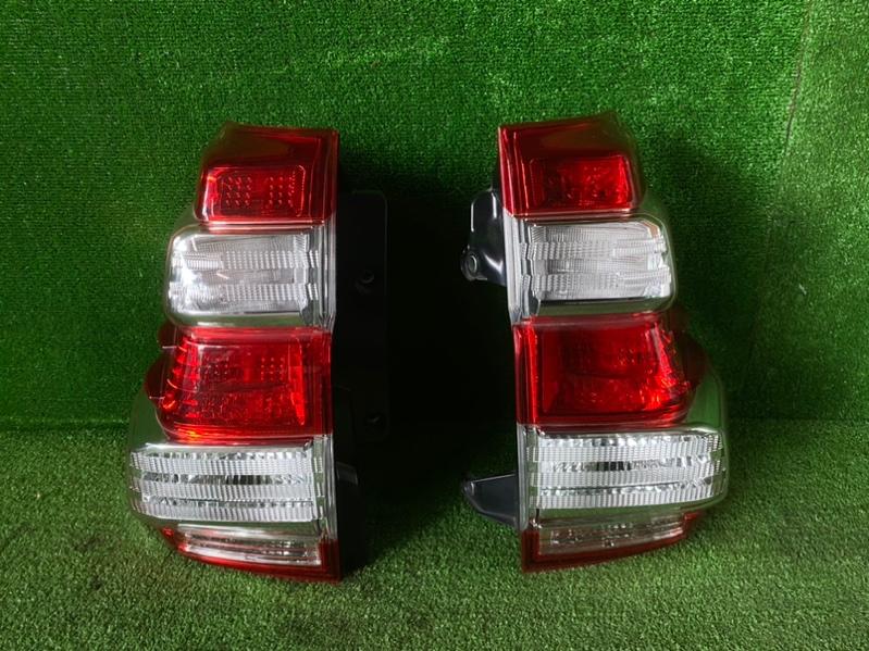Стоп Toyota Land Cruiser Prado GDJ150 09.2013 задний левый (б/у)