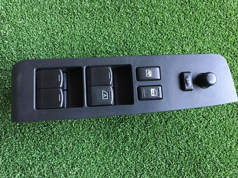 Блок управления стеклоподъемниками Nissan X-Trail T31 передний правый (б/у)
