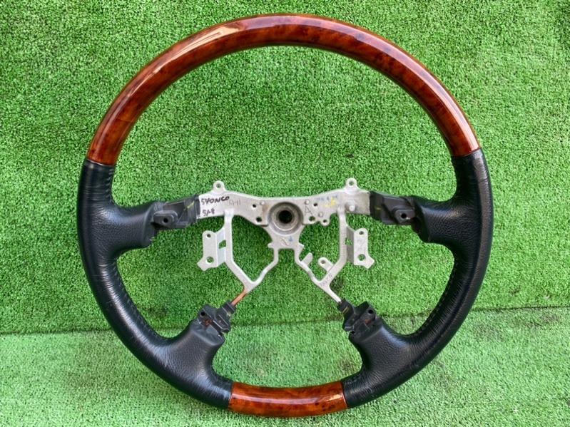 Руль Toyota Alphard ATH10 (б/у)