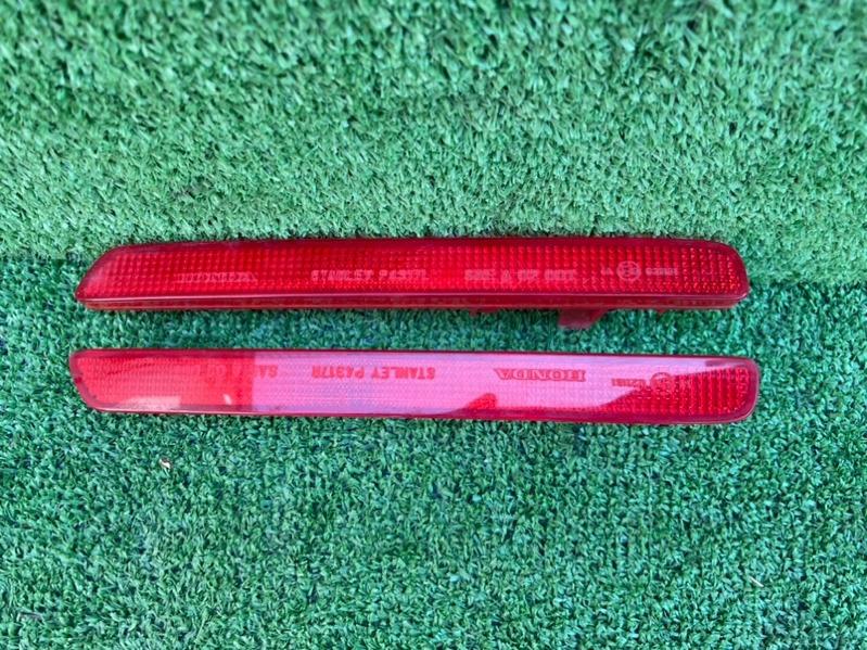 Катафот в бампер Honda Stepwagon RK1 задний правый (б/у)