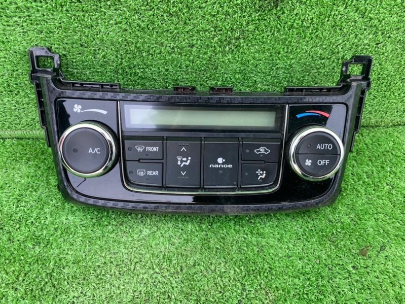 Блок управления климат-контролем Toyota Corolla Fielder NZE161 (б/у)