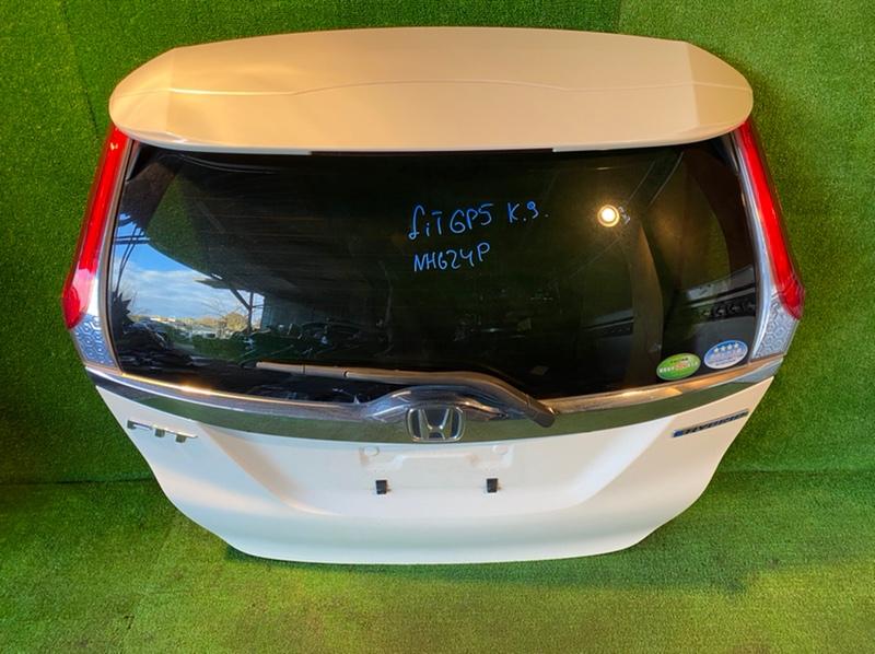 Дверь 5-я Honda Fit GK3 2014 (б/у)
