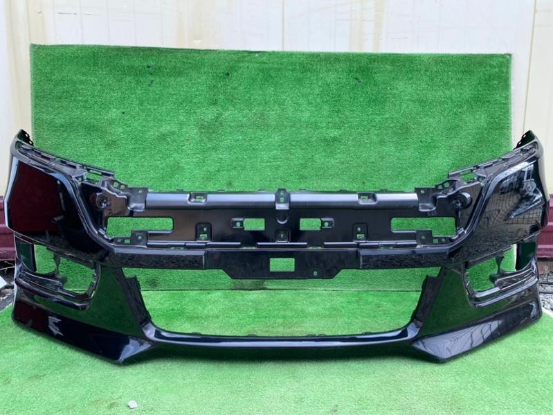 Бампер Honda Stepwagon RK5 передний (б/у)