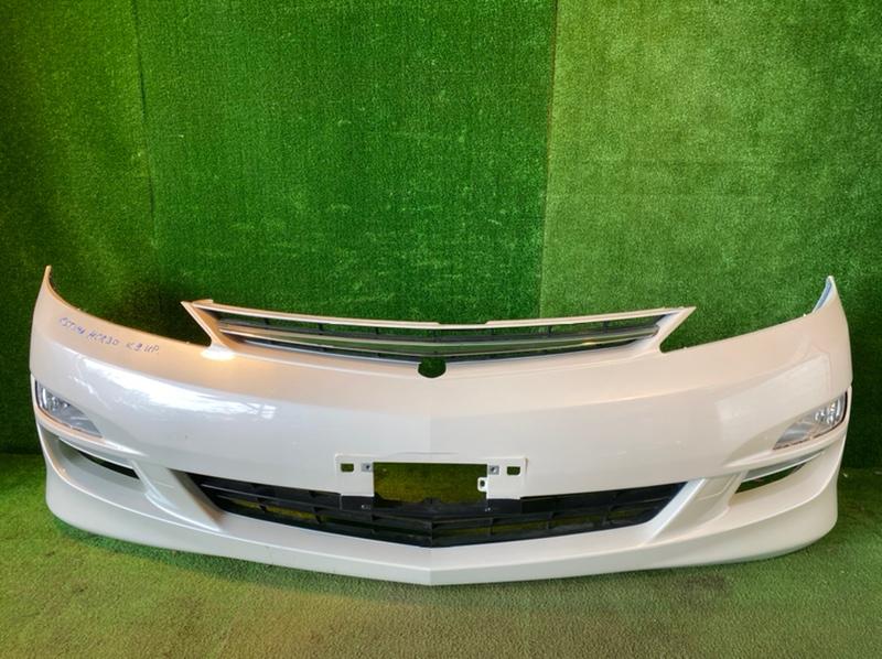 Бампер Toyota Estima ACR30 передний (б/у)