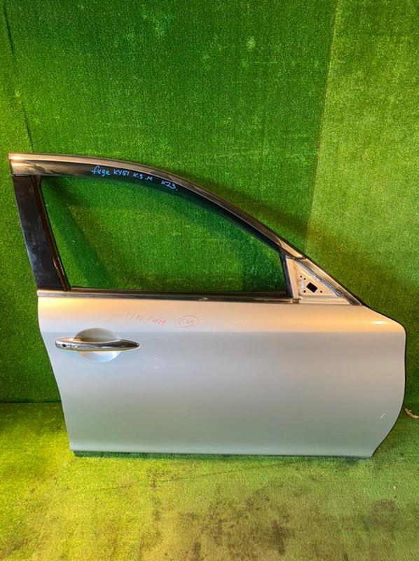 Дверь Nissan Fuga KNY51 передняя правая (б/у)