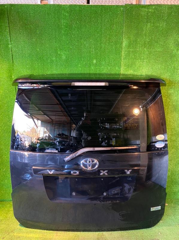 Дверь 5-я Toyota Voxy ZRR70 задняя (б/у)