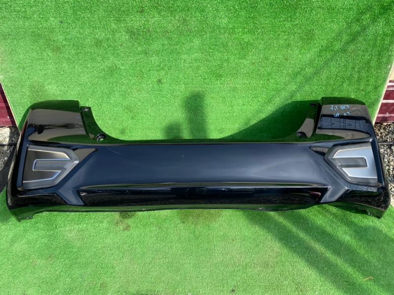 Бампер Honda Fit GK3 задний (б/у)