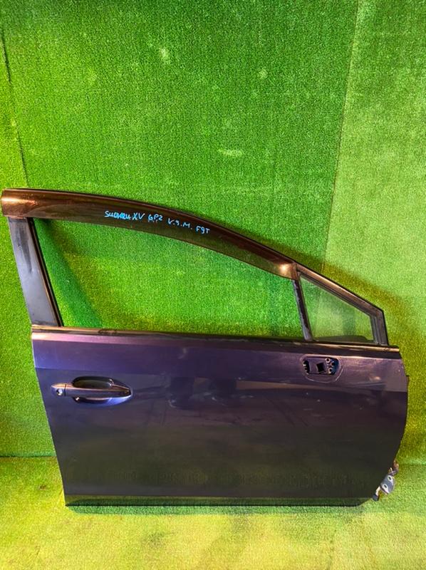 Дверь Subaru Impreza GPE передняя правая (б/у)