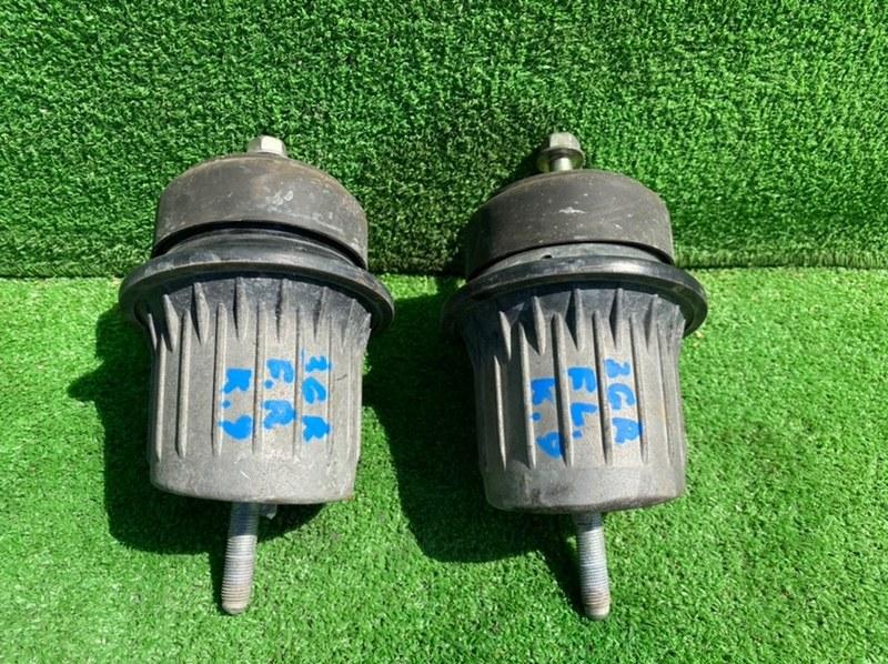 Подушка двигателя Toyota Crown GRS182 3GRFSE левая (б/у)