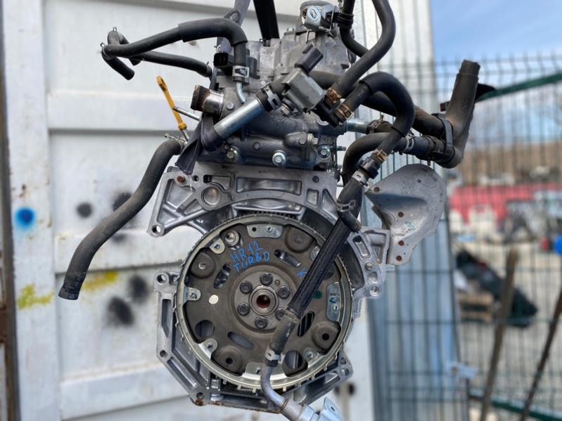 Двигатель Nissan Note E12 HR12DDR (б/у)